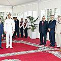 أسرة القوات المسلحة الملكية بكل مكوناتها تعبر لجلالة الملك عن أسمى آيات التهنئة والتبريك بمناسبة الذكرى ال 59 لتأسيسها