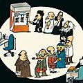 Les grands philosophes à la machine à café !