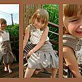 Petite robe boule pour choupinette