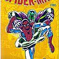 Chronologie <b>Spider</b>-<b>Man</b>, deuxième partie : de 1982 à 1998