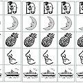 <b>Encodage</b> (sons simples), s, n et ch