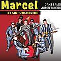 Salut <b>Marcel</b>!