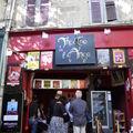 Festival d'<b>Avignon</b>, le clin d'oeil du jour (20) / Rouge comme le vin