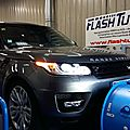 Reprog Range Rover Sport 3.0 258cv
