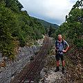 Railwalker.de : le cheminot allemand Christian Jobst parcourt et photographie le patrimoine ferroviaire français à l'abandon
