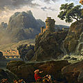 Dallas Museum of Art reunites a pair of <b>Claude</b>-<b>Joseph</b> <b>Vernet</b> masterpieces after 200 years