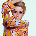 Mai 1967, Twiggy pour <b>Vogue</b> US