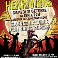 Annulé : Murder party : Henrivirus