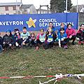 851- Finale cross à Villefranche de Panat - 3 février 2018