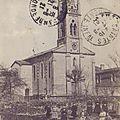 le port l'église