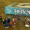 Forgotten realms : heroes !