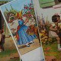 cartes enfantines