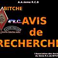 AVIS DE RECHERCHE <b>95</b>. <b>95</b>/04