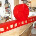 meuble réalisé en stage 2