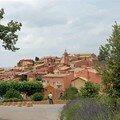 Villages de Provence - ROUSSILLON 84