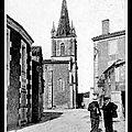 <b>ARÇAIS</b> (79) - SAINTE-SOULLE (17) - UNE LETTRE DE L'ABBÉ JEAN-DE-LA-CROIX THOMAS SUR SON EXIL EN ESPAGNE