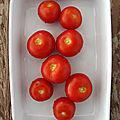 Recette express : les tomates aux herbes de provence