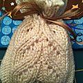 petit sac tricot