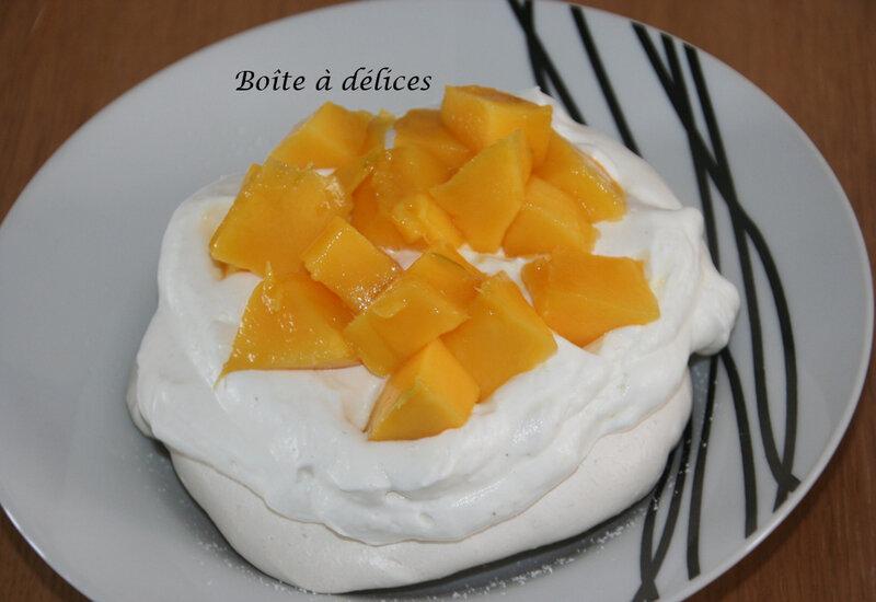 Pavlova-mangue1