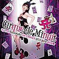 Countdown live 2014-2015 a cirque de minuit - les covers !!!