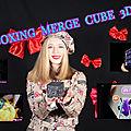 UNBOXING MERGE CUBE 3D !⭐️