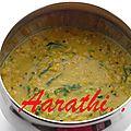 Malabar Spinach <b>Daal</b> Curry