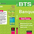 BTS <b>BANQUE</b> : REVISION