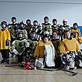 Championnat Minimes 9 février 2014