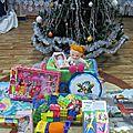 Les cadeaux de Noël à la maison d'enfants de Solikamsk!!!!