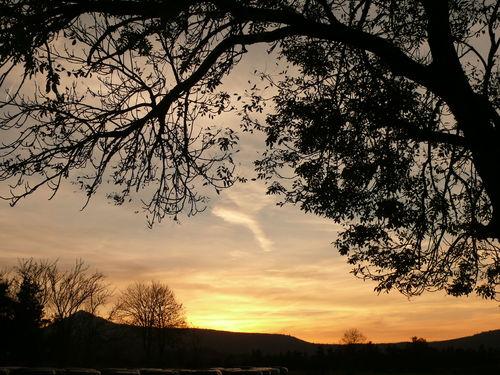 2008 10 17 Aprés le coucher du soleil