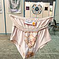Jeu textile -La culotte--Quilt en Sud 2015-13