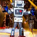 Robot - Mask <b>Singer</b> TF1
