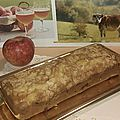 CAKE NORMAND AUX POMMES