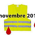 <b>Gilets</b> <b>jaunes</b>, au moins un mort et plusieurs blessés : arrêtez le massacre !