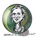 Nathalie Kosciusko-Morizet caricature