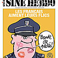 Haine anti-<b>flics</b>?