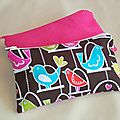 Clocreations-pochette oiseaux1