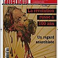 "Courant alternatif : ""la révolution russe a cent ans !"""