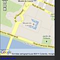 Comment ajouter une carte google maps dans la colonne de mon blog ?
