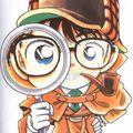 <b>Détective</b> <b>Conan</b> - Art Selection