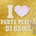 DJ OZMA - I LOVE PARTY PEOPLE 2