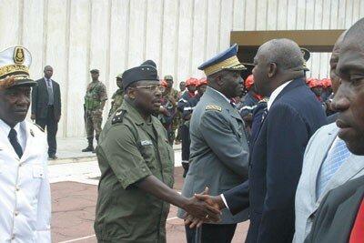 Gbagbo et les généraux
