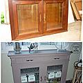 La nouvelle lubie de l'atelier : la restauration de mobilier en bois