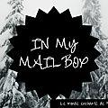 <b>In</b> <b>my</b> <b>mailbox</b> | 295