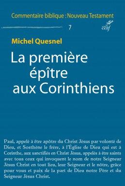 Michel QUESNEL - La première épître aux Corinthiens