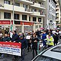 2- Les sujets d'actualité sur Nice