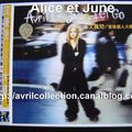 CD Let Go-version chinoise (2002)