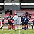 14-15, Cadets x Bordeaux, 17 janvier