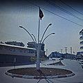 Rond-point à Tarse (Turquie)