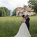 PHOTOS DE MARIAGE : Alexandra & Eric